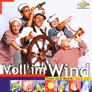 Voll im Wind by Uwe Lal, Sarina Lal