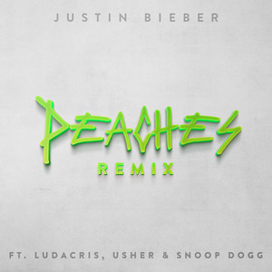 Peaches (Remix) feat. Ludacris, Usher & Snoop Dogg