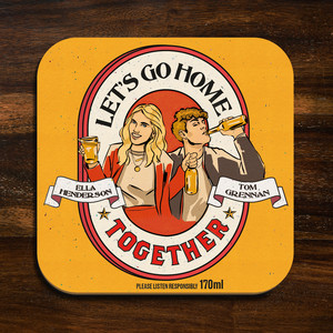 Let's Go Home Together cover art