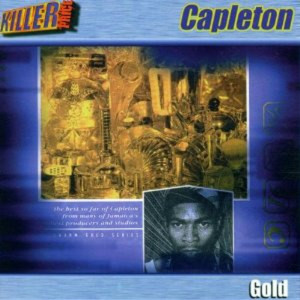 The Very Best of Capleton Gold [Limited Edition]