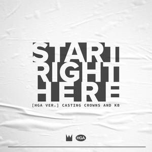 Start Right Here (HGA Version) cover art