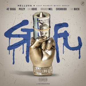 Stfu cover art