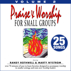 Praise & Worship for Small Groups, Vol. 2 (Whole Hearted Worship) album