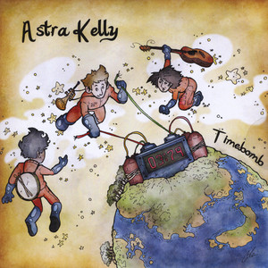 Astra Kelly – Like Never Before (Studio Acapella)
