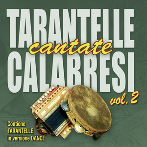 Tarantella i delianova cover art