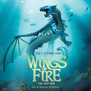 The Lost Heir - Wings of Fire 2 (Unabridged) Livre audio téléchargement gratuit
