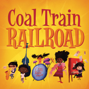 Coal Train Railroad