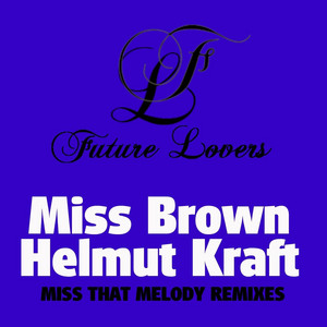 Miss That Melody - Betty Ford, Oliver Meadow Remix cover art