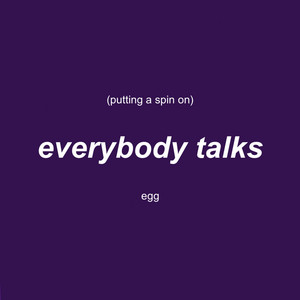 putting a spin on everybody talks