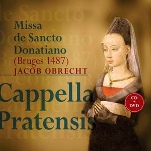 Missa de Sancto Donatiano: III. Kyrie cover art