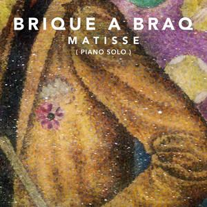 Matisse piano solo cover art