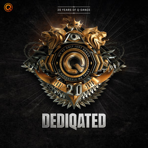 DEDIQATED - 20 Years Of Q-dance album