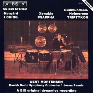 Norgard: I Ching / Xenakis: Psappha / Gudmundsen-Holmgreen: Triptykon