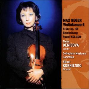 Reger: Violinkonzert A-Dur