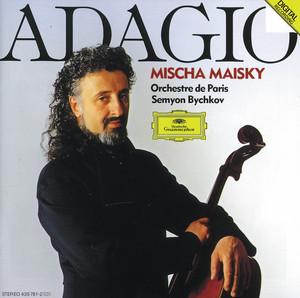 Adagio con variazioni by Ottorino Respighi, Mischa Maisky, Orchestre de Paris, Semyon Bychkov