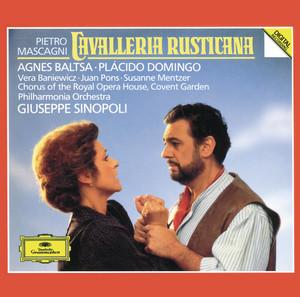 Cavalleria rusticana: Intermezzo sinfonico by Pietro Mascagni, Philharmonia Orchestra, Giuseppe Sinopoli