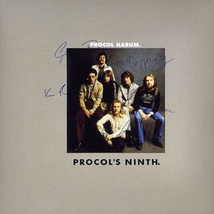 Procol's Ninth Remastered & Expanded album