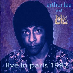 Live in Paris 1992 album