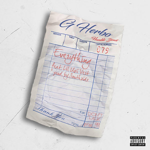Everything cover art
