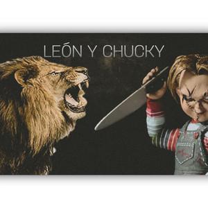 León y Chucky