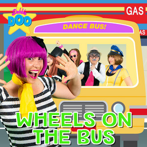 The Wheels on the Bus – Dance Bus!