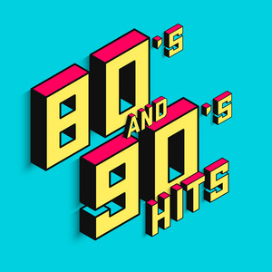 80s and 90s Hits album