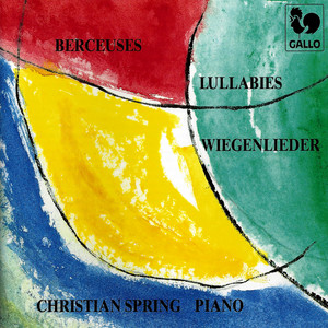 Berceuse for Piano in D-Flat Major by Mily Balakirev, Christian Spring