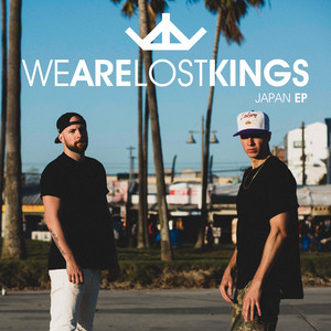 WE ARE LOST KINGS (JAPAN EP)