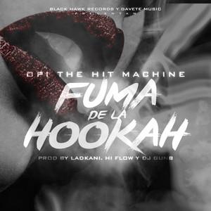 Fuma de la Hookah