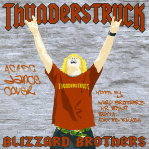 Thunderstruck - Radio Edit cover art