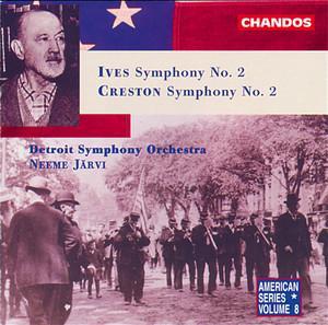 Ives: Symphony No. 2 - Creston: Symphony No. 2