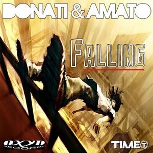 Falling - Jesse Voorn Remix cover art