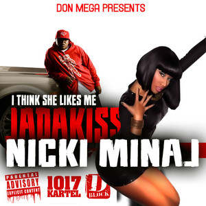 Nicki Minaj – I Think She Likes Me (Studio Acapella)