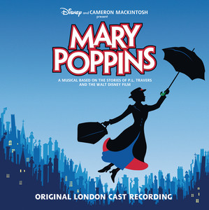 Supercalifragilisticexpialidocious - London Cast R... cover art