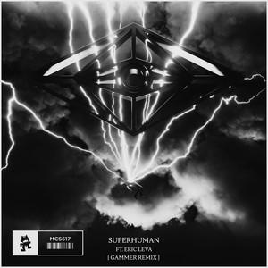 Superhuman - Gammer Remix cover art