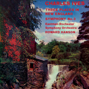 Three Places In New England Symphony
