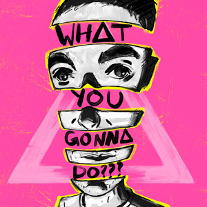WHAT YOU GONNA DO??? cover art