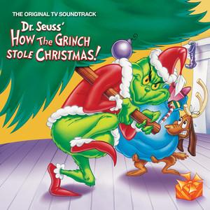 Dr. Seuss' How The Grinch Stole Christmas! (Original TV Soundtrack) album