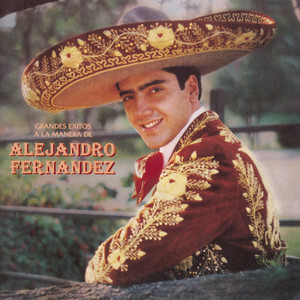 Grandes Exitos A La Manera De Alejandro Fernandez album