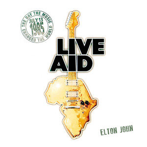 Elton John at Live Aid (Live at Wembley Stadium, 13th July 1985)