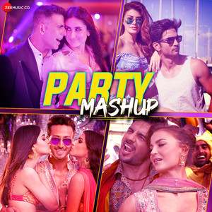 Party Mashup cover art