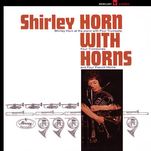Shirley Horn With Horns album