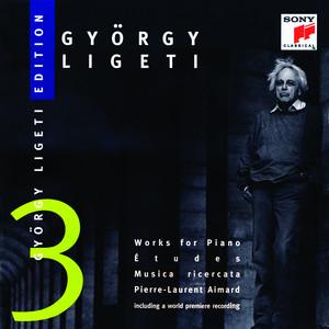 Musica ricercata: No. 7, Cantabile, molto legato by György Ligeti, Pierre-Laurent Aimard