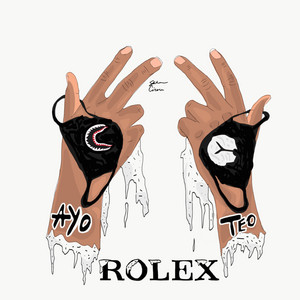Rolex cover art