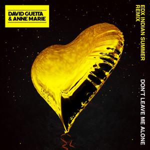 David Guetta feat. Anne-Marie - Don't Leave Me Alone
