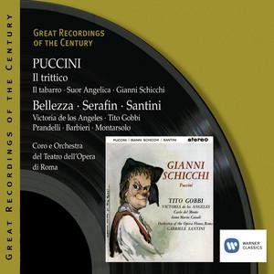 """Puccini: Il tabarro: """"O mio uomo, non sei di buon amore"""" (Giorgetta, Vendor of Songs, Michele, Chorus of Seamstresses) cover art"""