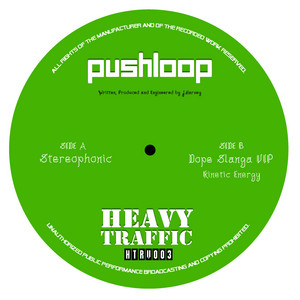 Stereophonic EP