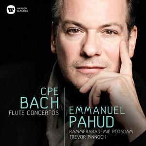 Bach, CPE: Flute Concerto in D Minor, Wq 22, H. 425: III. Allegro di molto by Carl Philipp Emanuel Bach, Emmanuel Pahud, Trevor Pinnock, Kammerakadamie Potsdam