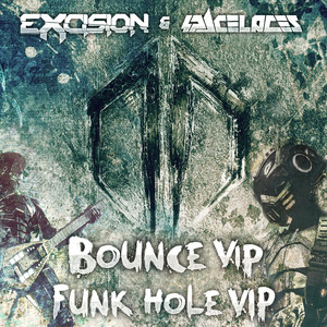 Destroid 7 Bounce (VIP) / Destroid 10 Funk Hole (VIP)
