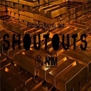 Shoutouts cover art